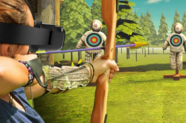 Shooting Arrows VR