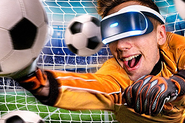 Goalkeeper VR