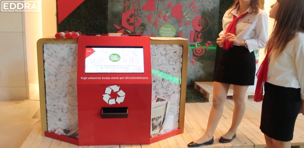 Recycling Automat