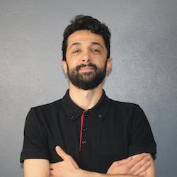 Ali Can Çelik Eddra Takım Aktiviteleri Yöneticisi