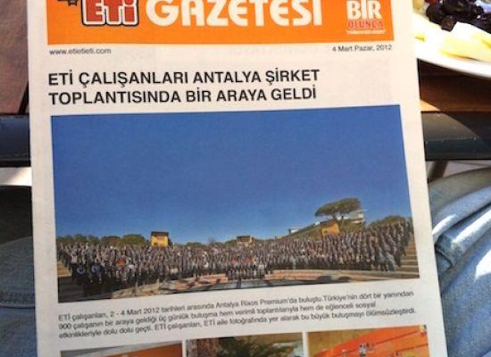 Etkinlik Gazetesi