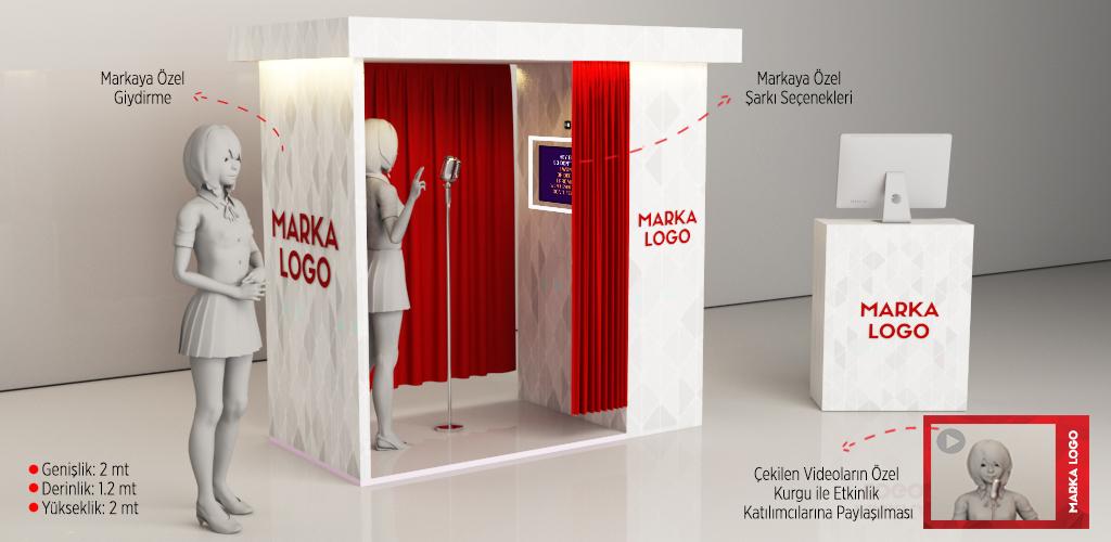 Photoshoter Karaoke Booth