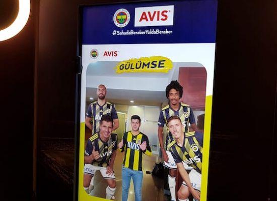 İnteraktif Foto Kiosk