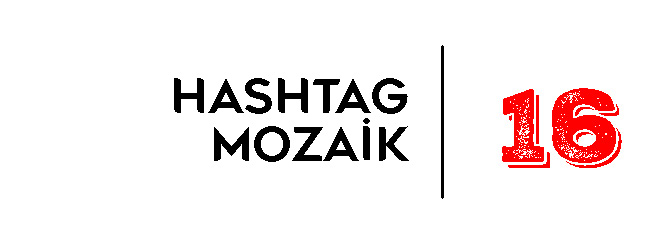 Hashtag Mozaik