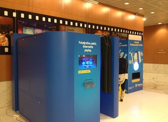 Photoshoter Video Booth