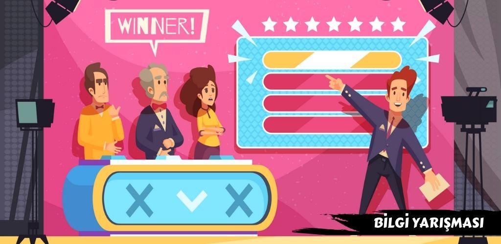 Bilgi Yarışması (ONLINE)