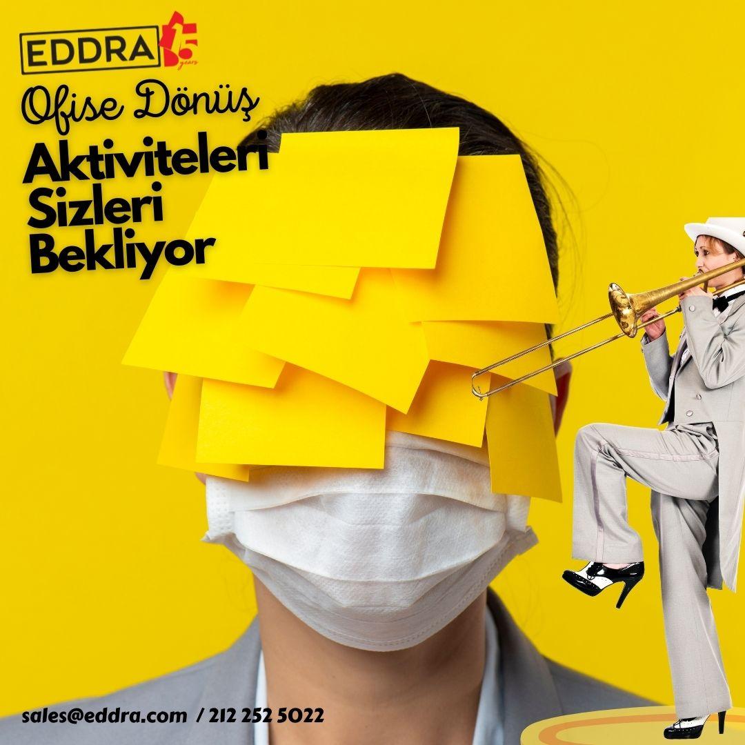 Eddra Pop-Up