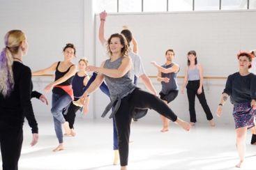 Dans Zamanı / TAKIM AKTİVİTESİ