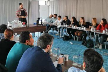 Kahve Demleme Atölyesi / TAKIM ATİVİTESİ